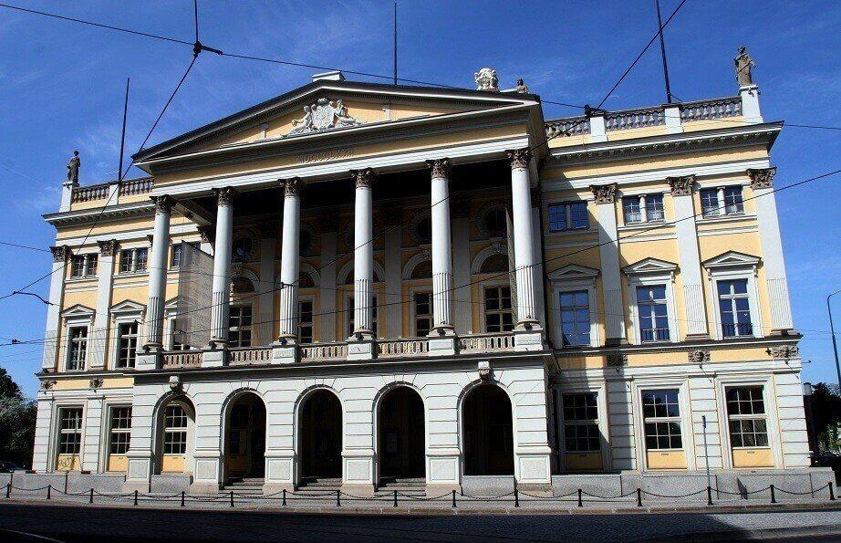 Gmach Opery Wrocławskiej