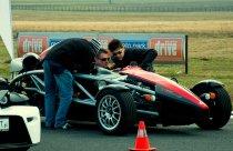 Jazda bolidem Ariel Atom - tor wyścigowy