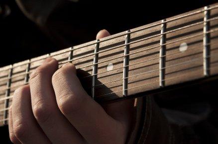 Lekcja gry na instrumencie