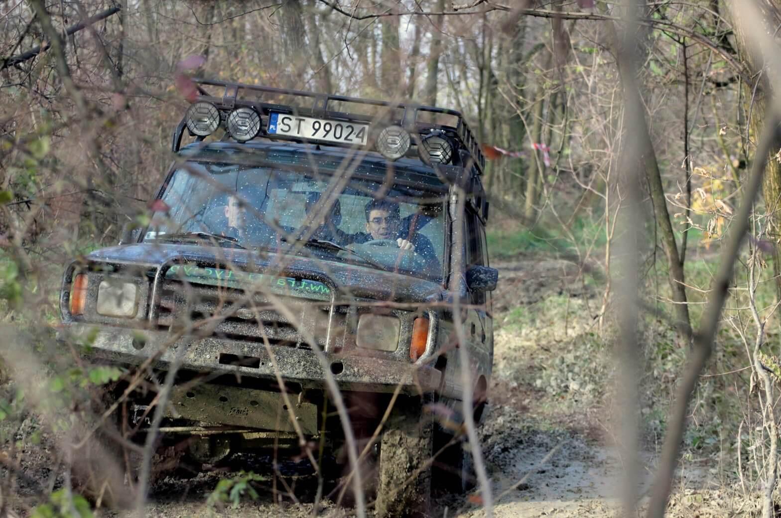 Bezdroża - jazda off-road