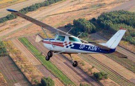 Lot nad Jurą Krakowsko-Częstochowską