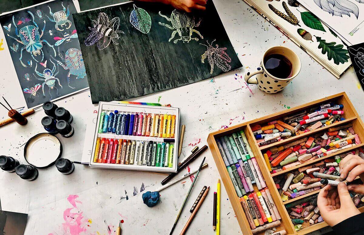 kurs ilustracji dla zaawansowanych