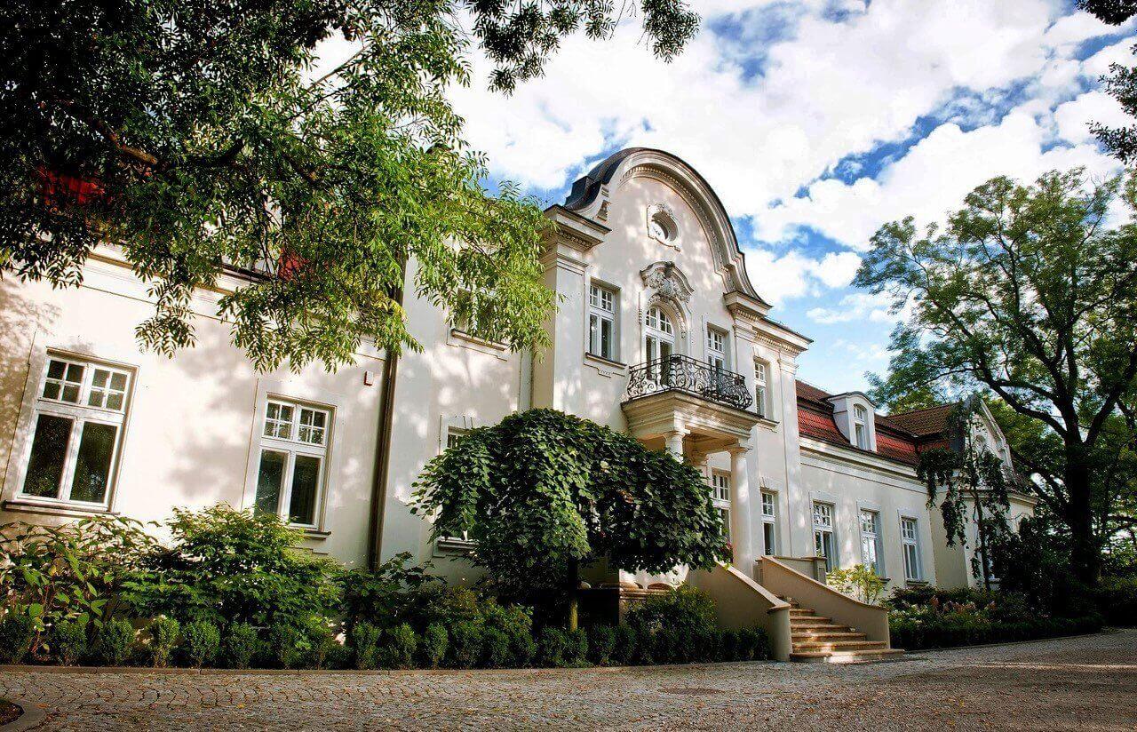 Warsztaty kulinarne i pobyt dla dwojga w pałacu