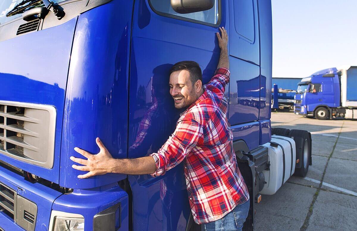 Przejazd TiR-em - Poprowadź ciężarówkę