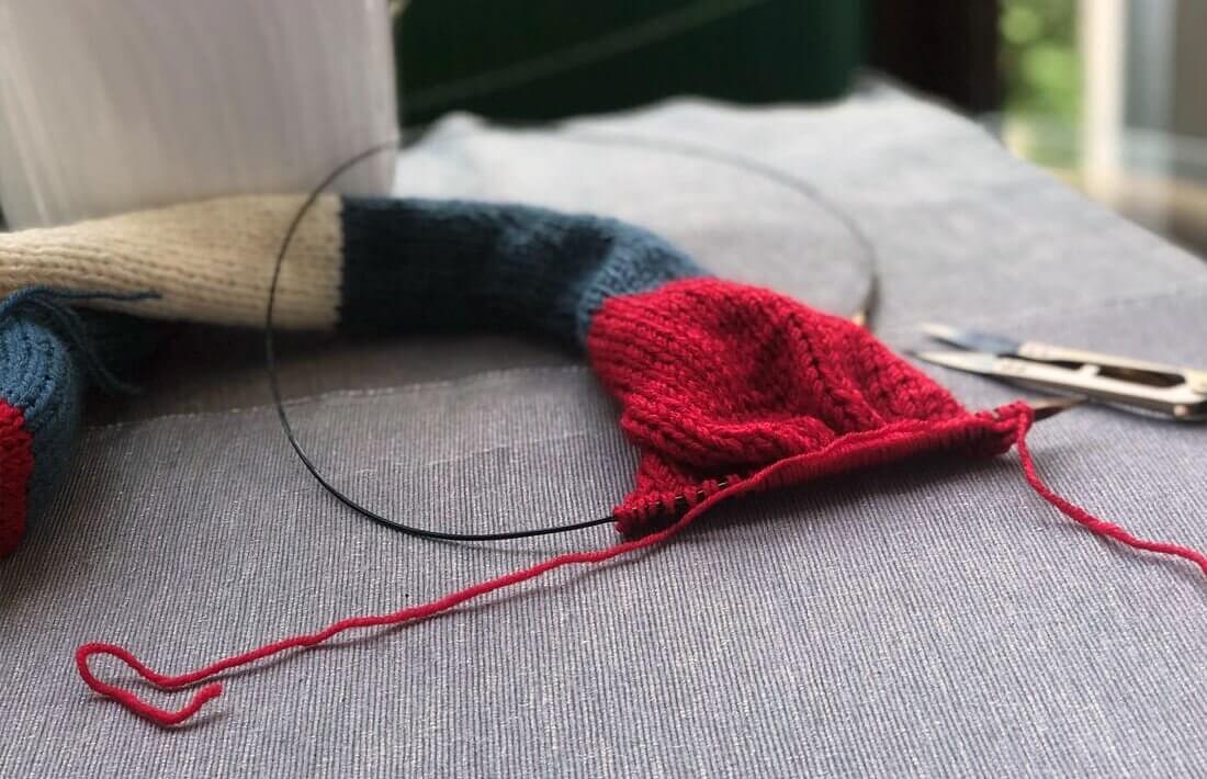 Jak robić na drutach? - warsztaty