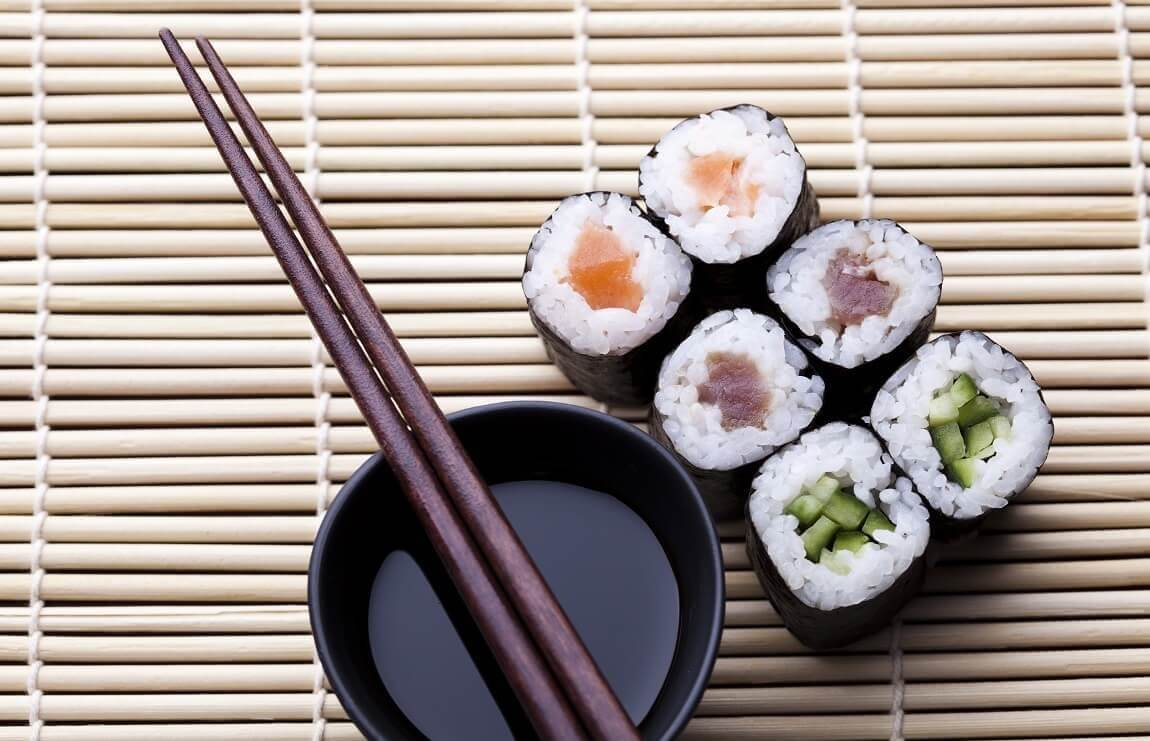 Kuchnia japońska - sushi