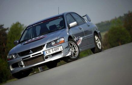 Mitsubishi - Tor Kielce