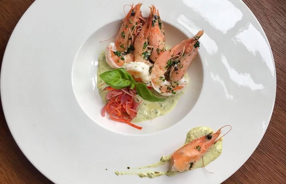 Kulinarna uczta dla Dwojga - Gdańsk