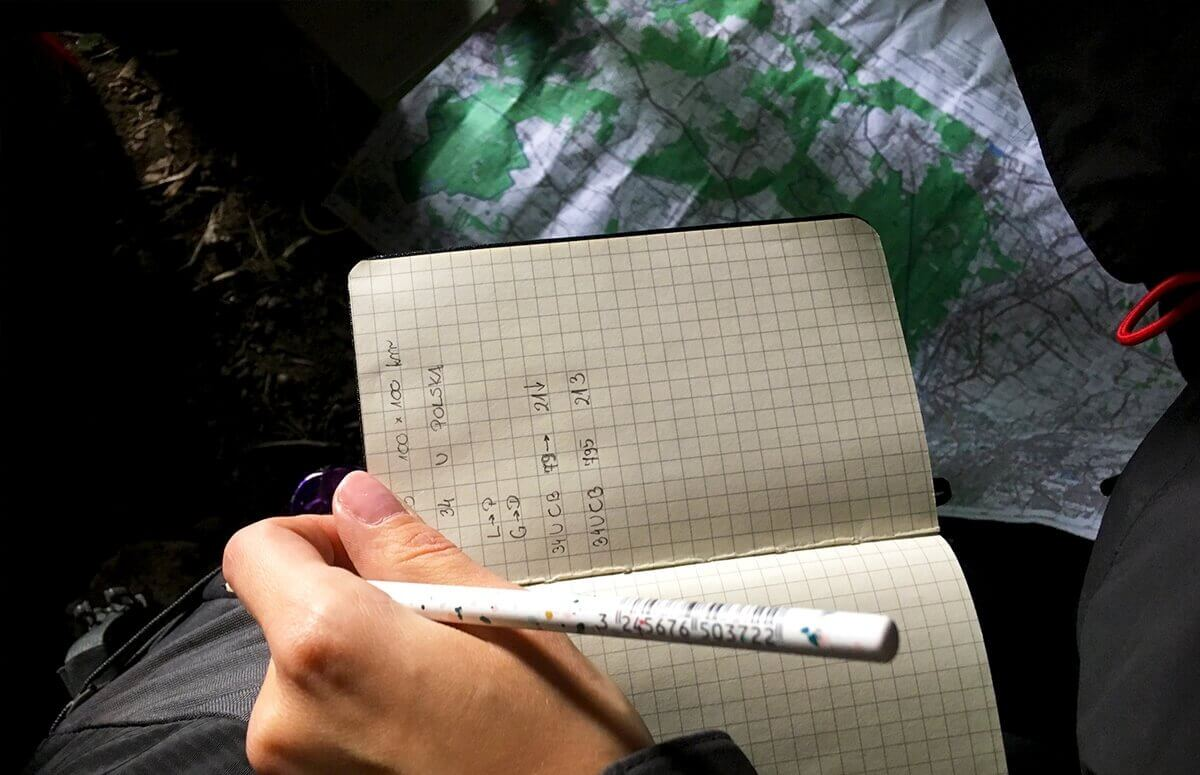 Survival 48h - szkoła przetrwania - orientacja w terenie