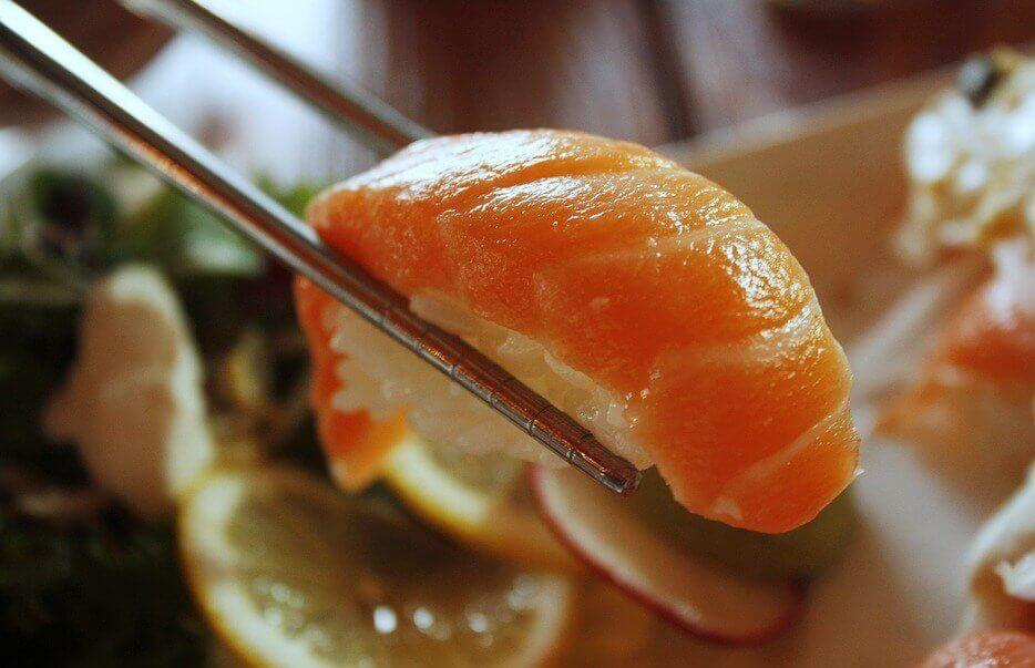 Nauka przygotowywania sushi