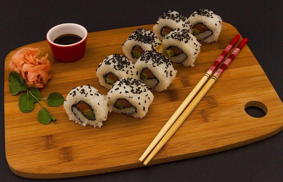 Naucz się przyrządzać sushi