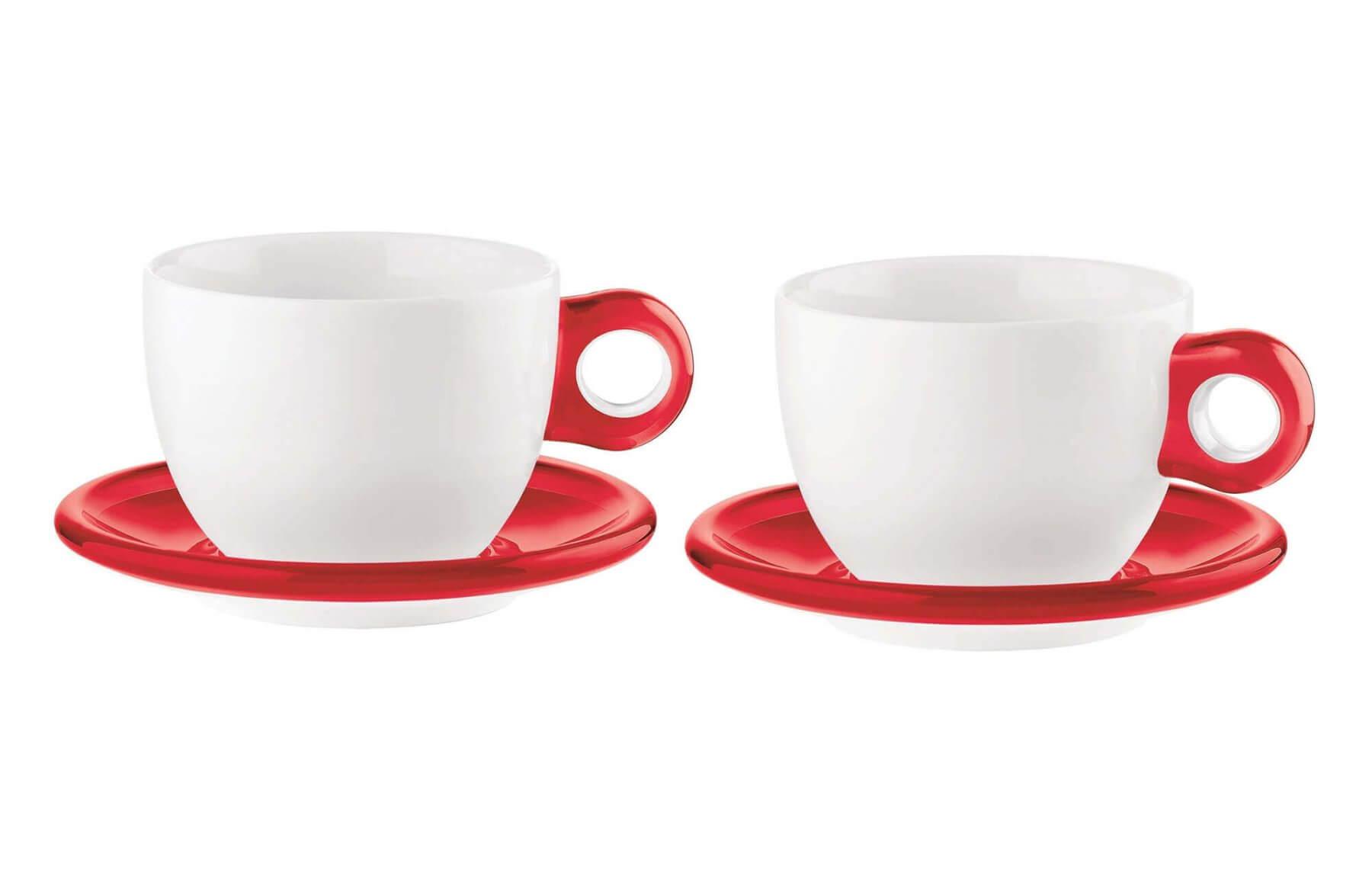 Zestaw filiżanek do herbaty Gocce