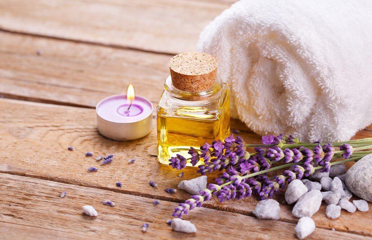 SPA - aromaterapia z olejkami