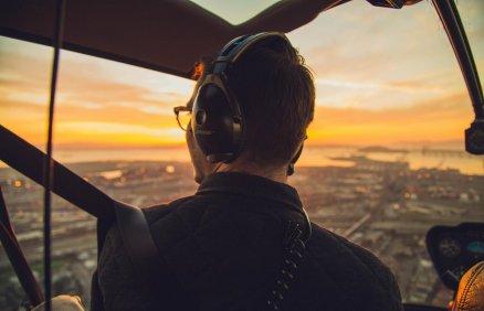 Zostań pilotem - szkolenie lotnicze