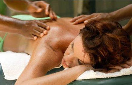 Egzotyczny masaż