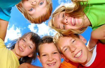 Sesja fotograficzna dla dzieciaków