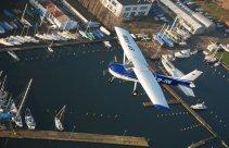 Lot widokowy na wyłaczność nad Zatoką Gdańską