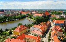 Wrocław - leć i podziwiaj