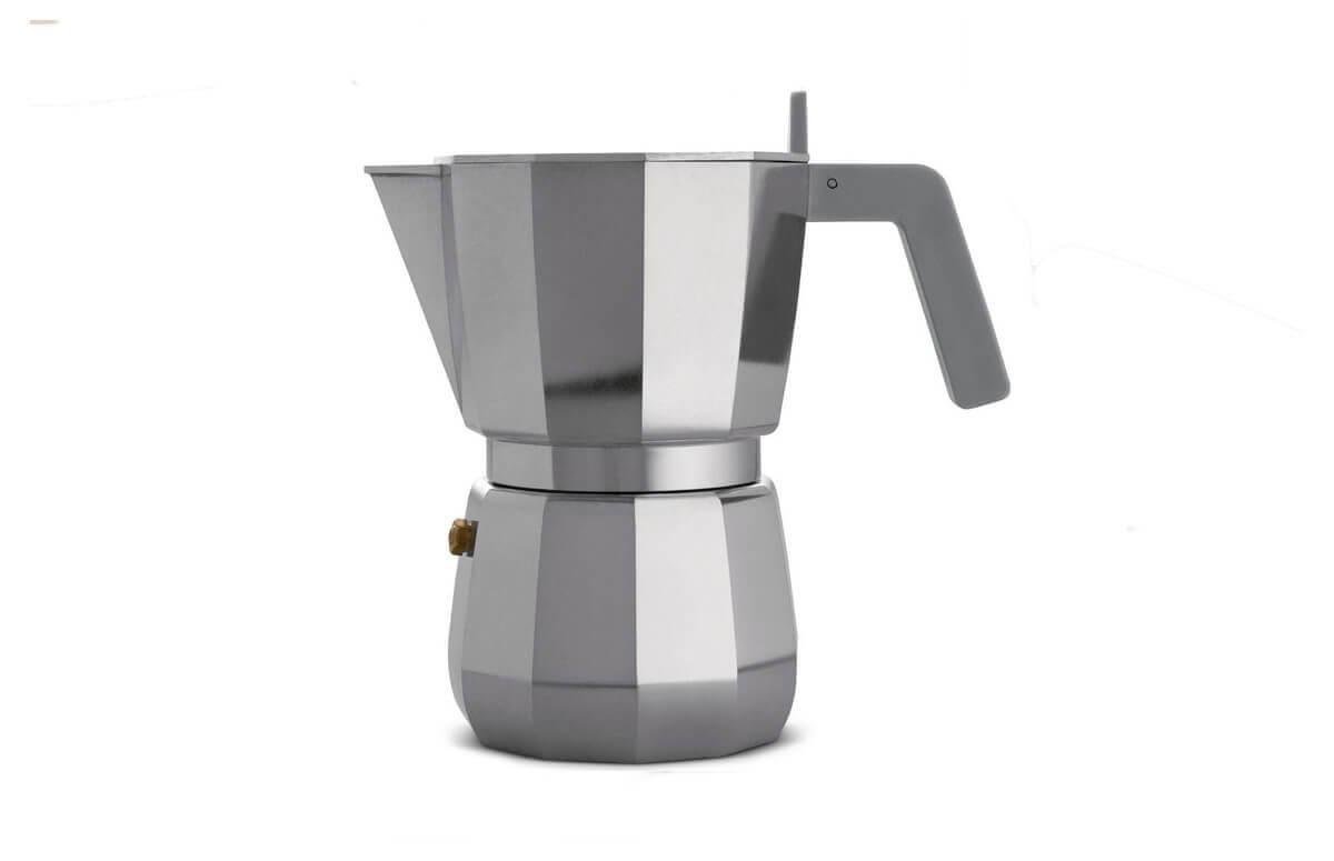 KAwiarka Moga od Alessi do parzenia idealnej kawy