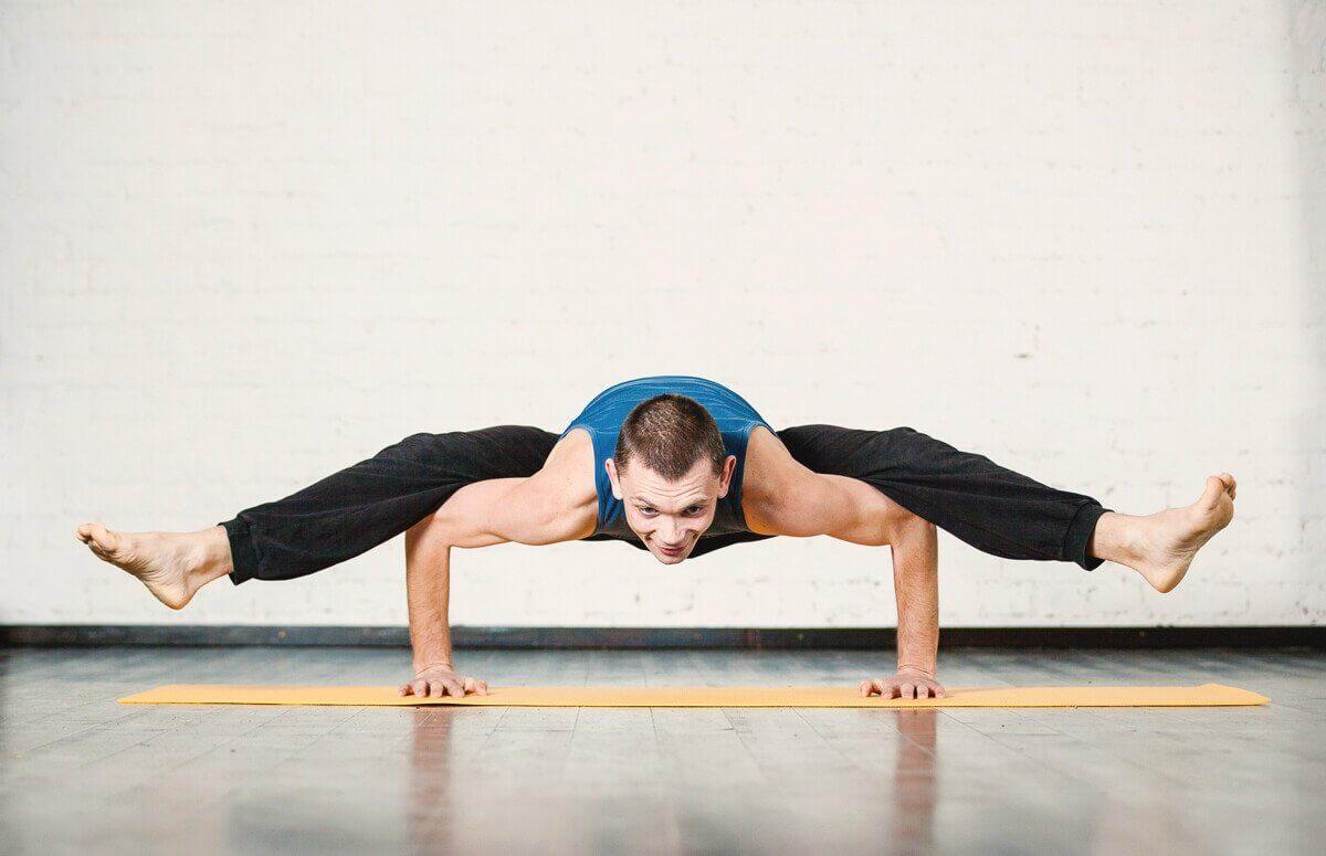 Joga wyjątkowo uelastycznie mięśnie całego ciała