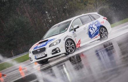 Trening jazdy Subaru - szkolenie I stopnia