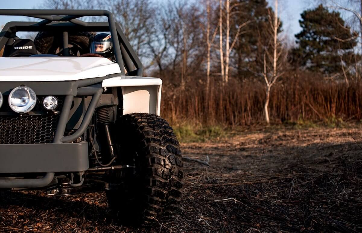 Ekstremalna jazda off-road Buggy