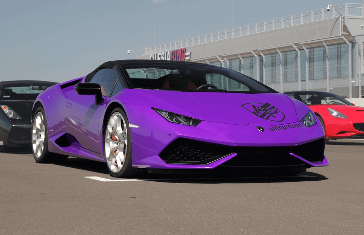 Lamborghini Huracan - król sportowych samochodów