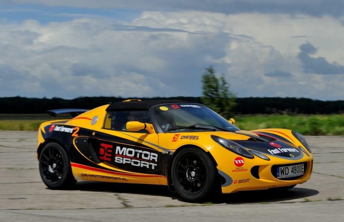 Poprowadź sportowy samochód - Lotus Exige