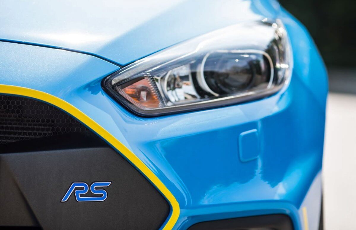 Poprowadź Forda Focusa RS