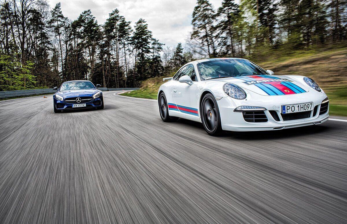 Porsche Martini Racing Edition