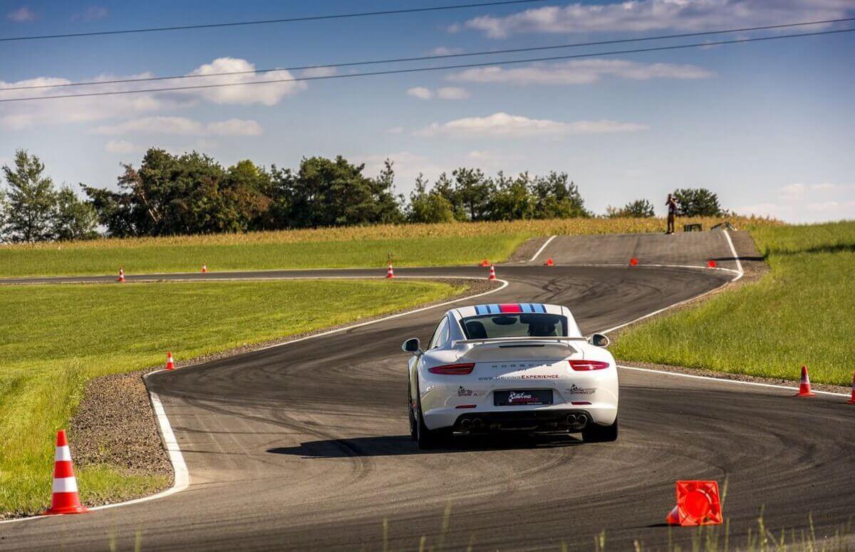 Jazda Porsche carrera 911