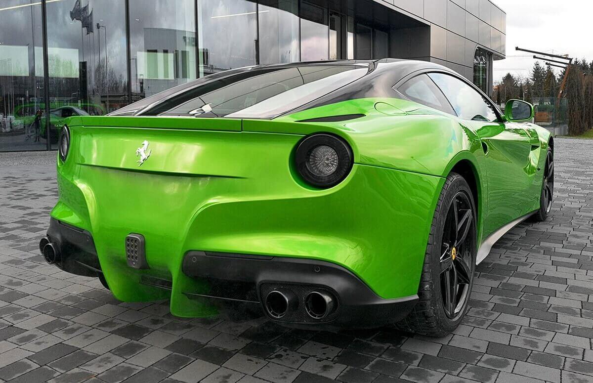 Jazda za kierownicą Ferrari F12 Berlinetta