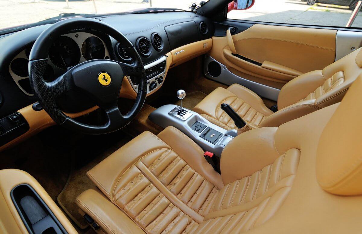Jazda za kierownicą Ferrari F360 Modena