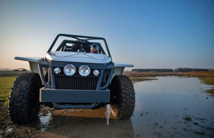 Monster Buggy - Ekstremalna jazda off-road