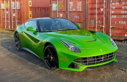 Ferrari F12 Berlinetta - Maximum mocy od Ferrari