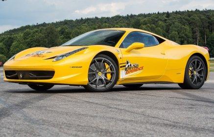Ferrari Italia- jazda w Kielcach