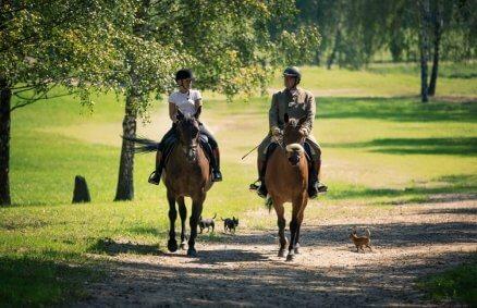 Aktywny weekend na Mazurach - Jazda konna i Off-road