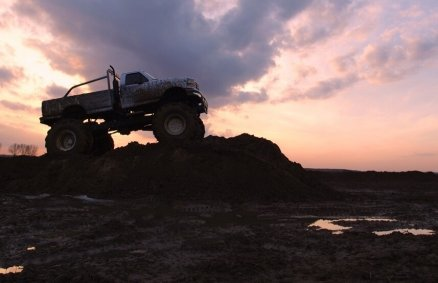 Monster Truck - jazda 4x4