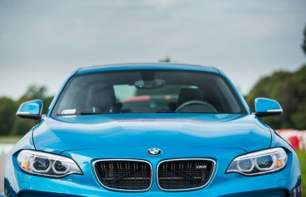 Poprowadź BMW M2 po torze - 5 okrążeń