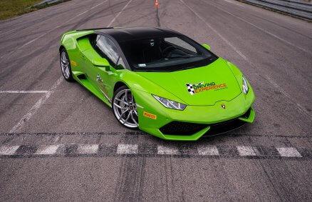 Jazda Lamborghini Huracan - 5 okrążeń