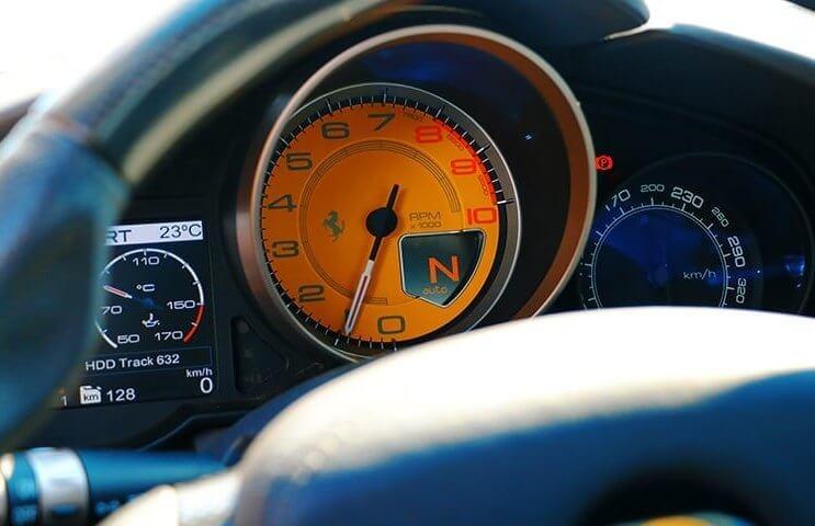 Jazda po torze Maserati GT MC Stradale
