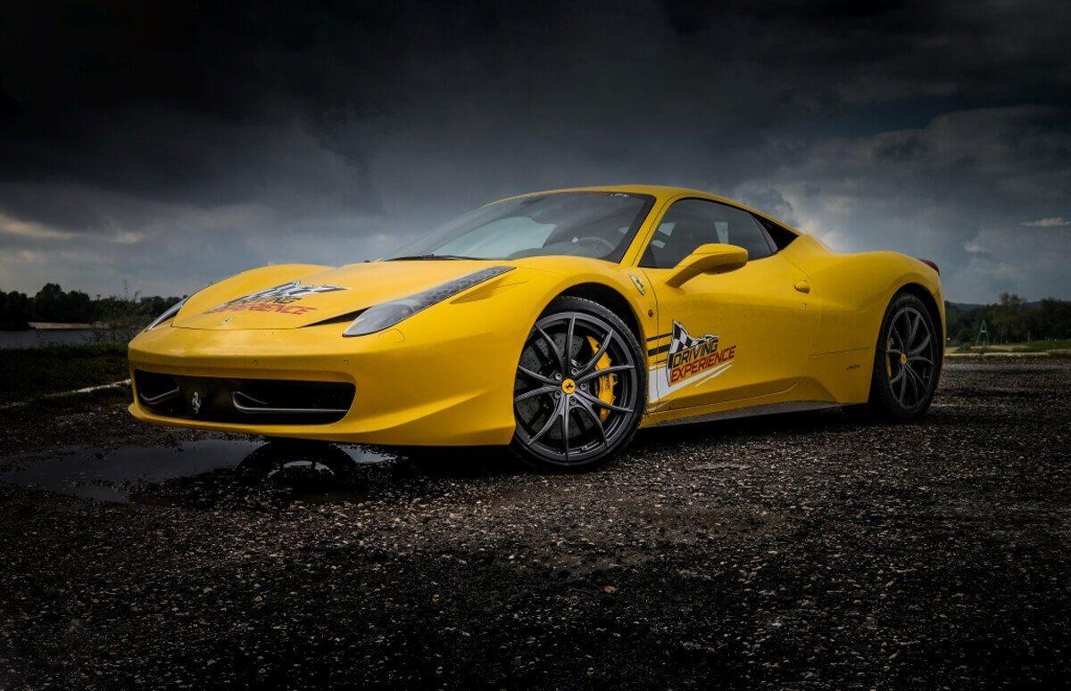 Prezent Ferrari 458 Italia