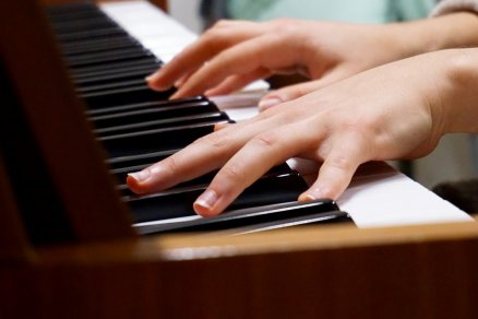 Pianino - nauka gry - Warszawa