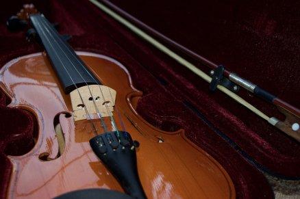 Naucz się grać na skrzypcach