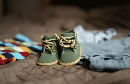 Sesja zdjęciowa dla noworodków