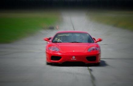 Jazda Ferrari Modena