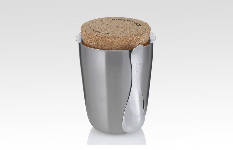 Kubek termiczny na lunch Thermo Pot | Black+Blum
