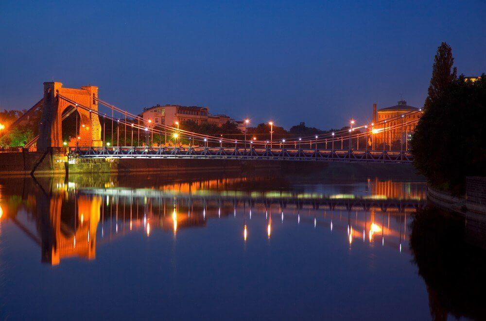 Romantyczny rejs nocą  - Wrocław
