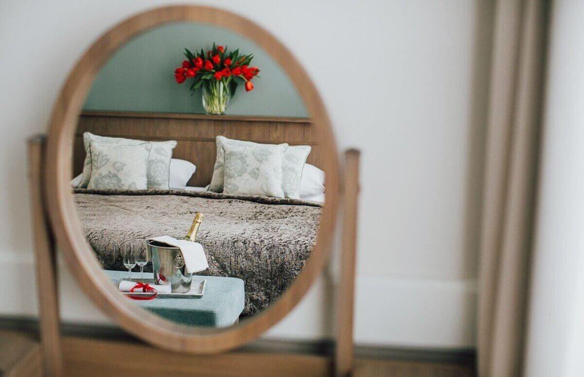 Romantyczny pobyt dla pary we Wrocławiu - Pokój w Art Hotelu