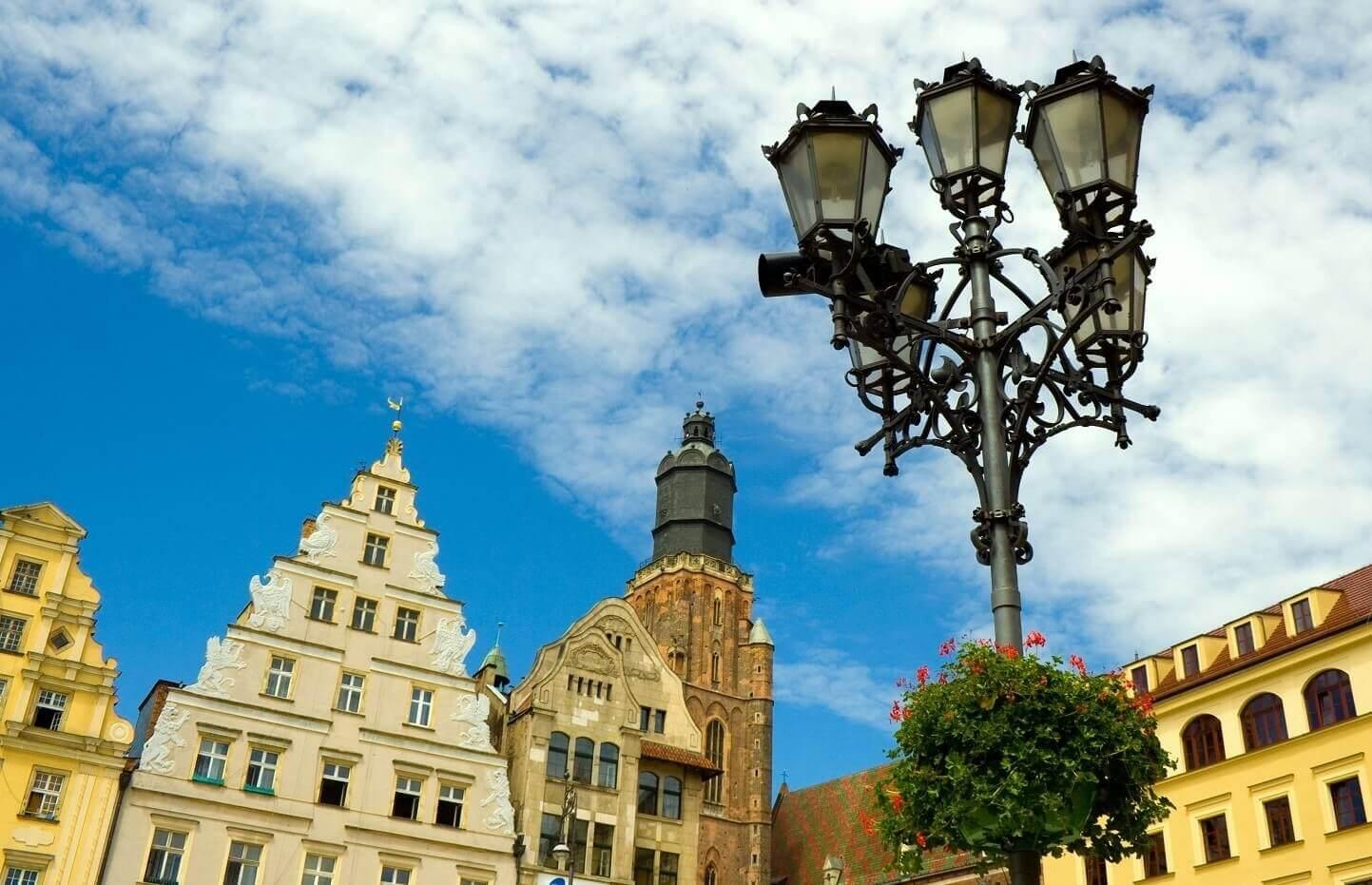 Dwoje we Wrocławiu - weekend